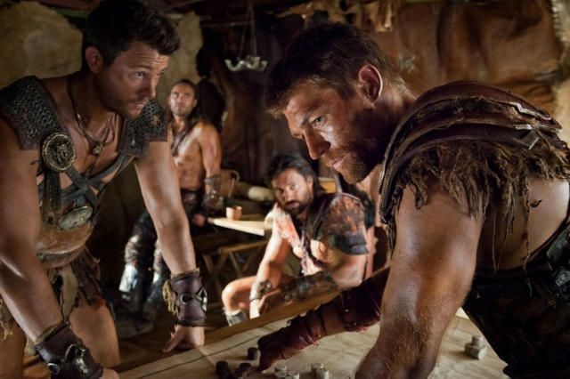 SPARTACUS, WAR OF THE DAMNED (3)